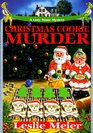 Christmas Cookie Murder (Lucy Stone, Bk 6)