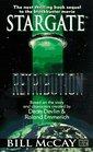 Retribution (Stargate, Bk 3)