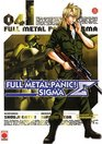 Full Metal Panic Sigma Tome 4