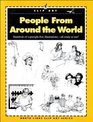 People from Around the World (North Light Clip Art Series)