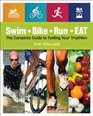 Swim Bike Run--Eat The Complete Guide to Fueling Your Triathlon