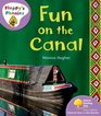 Oxford Reading Tree Stage 1 Floppy's Phonics Non-fiction Fun on the Canal