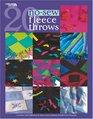20 No-Sew Fleece Throws (Leisure Arts #3741)