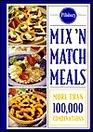 Pillsbury Mix'n Match Meals