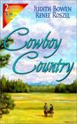 Cowboy Country The Man from Blue River / To Lasso a Lady