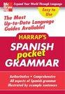 Harrap's Pocket Spanish Grammar