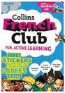Collins French Club Book 1
