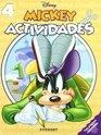 Mickey Actividades 4