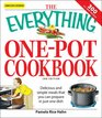 The Everything One Pot Cookbook Delicious and simple meals that you can prepare in just one dish Burst 300 allnew recipes