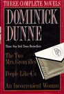 Dominick Dunne Three Complete Novels