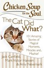 Chicken Soup for the Soul The Cat Did What 101 Amazing Stories of Magical Moments Miracles and Mischief
