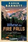 Where the Fire Falls A Vintage National Parks Novel
