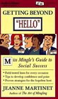 Getting Beyond Hello Miss Mingle's Guide to Social Success