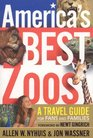 America's Best Zoos A Travel Guide for Fans  Families
