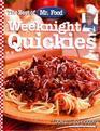 Weeknight Quickies