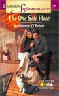 The One Safe Place (Four Seasons in Firefly Glen, Bk 4) (Harlequin Superromance, No 1146)