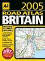 AA 2005 Road Atlas Britain