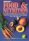 Prevention's Food & Nutrition: The Most Complete Book Ever Written on Using Food and Vitamins to Feel Healthy and Cure Disease