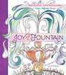 Joy Like a Fountain Coloring Journal