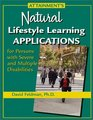 Natural Lifestyle Learning Applications