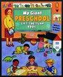 My Giant Preschool Lift-The-Flap Book (Lift the Flap Book)