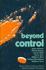 Beyond Control Seven Stories of Science Fiction