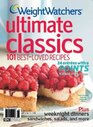 Weight Watchers Ultimate Classics 100 Best-Loved Recipes