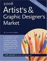 Artists & Graphic Designers Market 2006 (Artist's & Graphic Designer's Market)