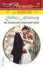 The Australian's Convenient Bride (Australians) (Harlequin Presents, No 2426)
