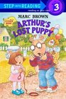 Arthur's Lost Puppy (Step-Into-Reading, Step 3)