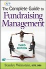 The Complete Guide to Fundraising Management (The AFP/Wiley Fund Development Series)