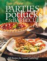Parties Potlucks and Barbecues Recipes for Casual Gatherings