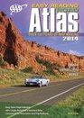 AAA Easy Reading Road Atlas 2014