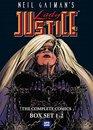 Neil Gaiman's Lady Justice Boxed Set Vols 12