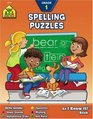 Spelling Puzzles/Grade One