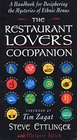 The Restaurant Lover's Companion A Handbook for Deciphering the Mysteries of Ethnic Menus