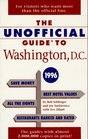 The Unofficial Guide to Washington DC 1996