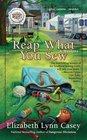 Reap What You Sew (Southern Sewing Circle, Bk 6)