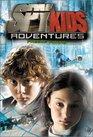 Spy Kids Adventures Freeze Frame  Book 8