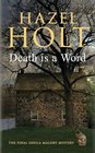 Death is a Word (Mrs. Malory, Bk 21)