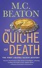 Agatha Raisin and the Quiche of Death (Agatha Raisin, Bk 1)