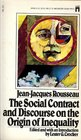 Social Contract  Disclosures on the Origin of Inequality