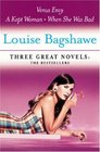 Louise Bagshawe Three Great Novels Venus Envy A Kept Woman When She Was Bad