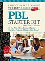 Project Based Learning  Starter Kit