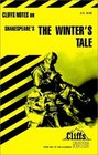 Cliffs Notes: Shakespeare's The Winter's Tale