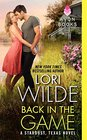 Back in the Game (Stardust, Texas, Bk 1)