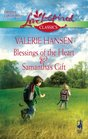 Blessings Of The Heart And Samantha's Gift: Blessings Of The Heart\Samantha's Gift (Love Inspired Classics)