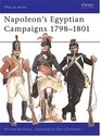 Napoleon's Egyptian Campaigns 1798-1801 (Men at Arms Series, 79)