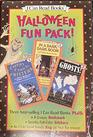 Halloween Fun Pack Creepy Crawly Critters in a Dark Dark Room and Other Scary Stories Ghosts