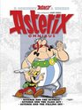 Asterix Omnibus 11: Includes Asterix and the Actress #31, Asterix and the Class Act #32, Asterix and the Falling Sky #33 (Asterix (Orion Hardcover))